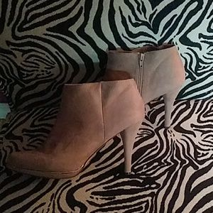 Call it spring ankle boots size 11